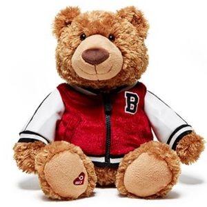 Gund holiday brown bear 🐻 Bloomingdale's - NWT
